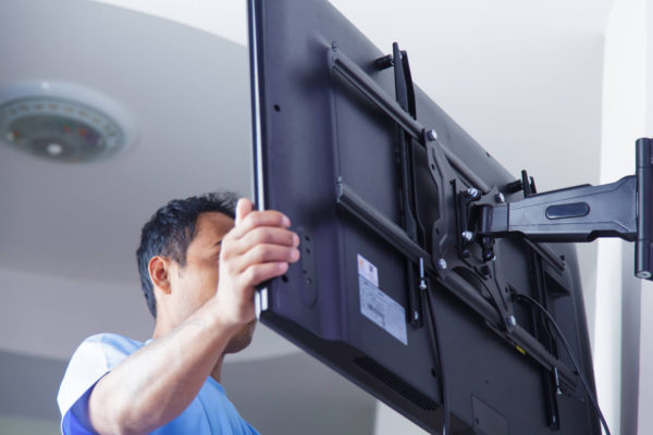 tv wall mounts installation