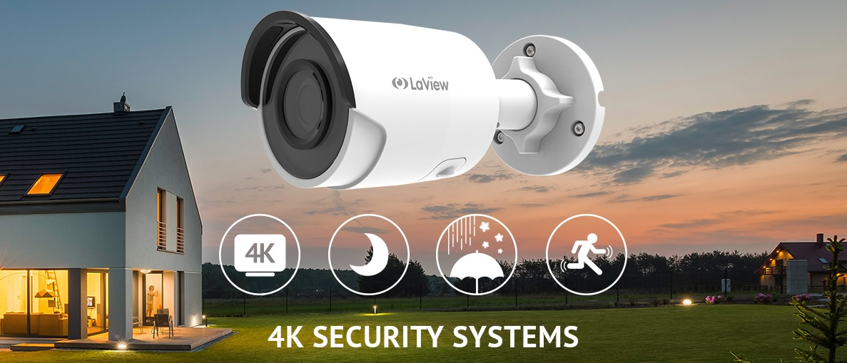 What To Look For When Buying A 4k Security Camera